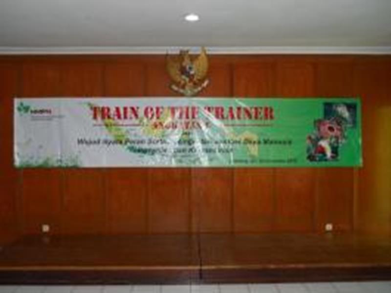 Train of The Trainer 2010