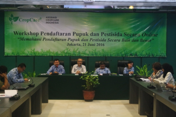 workshop pupuk pestisida online